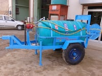 1000 Ltr. Tractor Mounted Sprayer