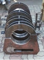Pipe Clamp For Spring Hanger