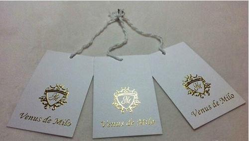 Hang Paper Tag