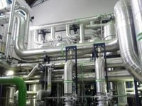 Cold Ducting Insulation Services