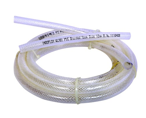 High Strength Pvc Braided Hose
