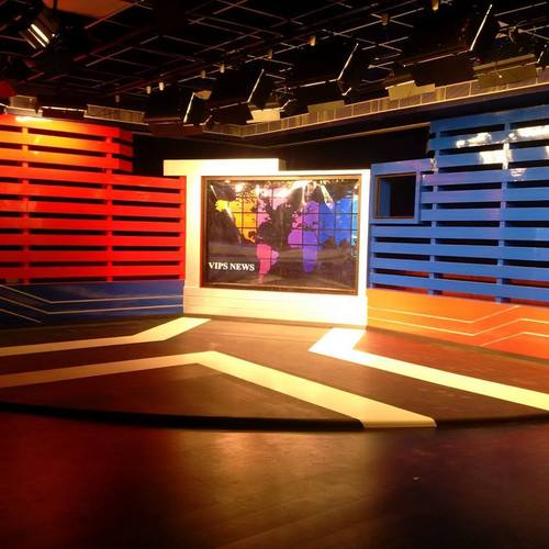 Tv Channels News Set