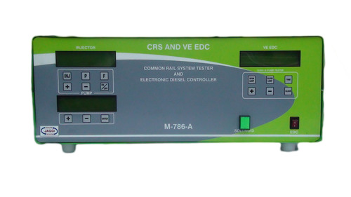 Combo-Common Rail System Tester (786a)