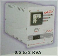 Automatic Voltage Stabilizer (0.5 to 2 KVA)