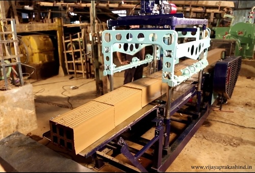 Fully Automatic Universal Clay Brick Cutting Machine