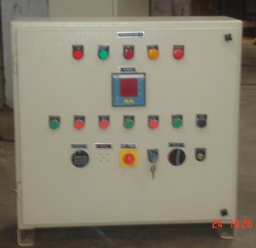 Diesel Generator Set Control Panel