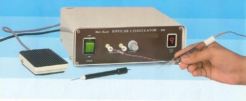 Bipolar Digital Cautery With Accessories Kit