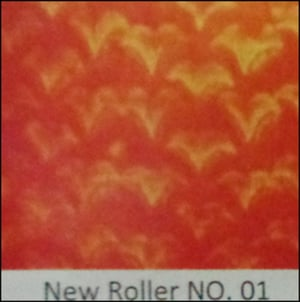 Wall Texture (New Roller No. 01)