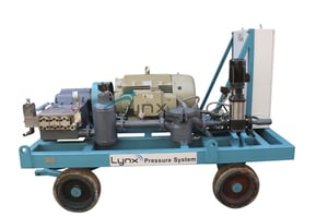 Industrial Tube Cleaning System