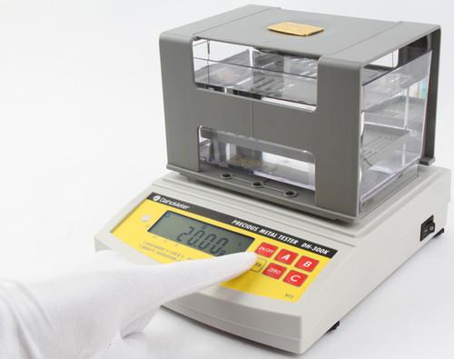Dh 300k Electronic Gold Purity Testing Machine In Dongguan