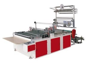 Computerized Thermal Sealing and Cutting Bag Making Machine