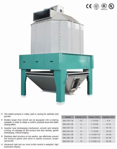 Skly Series Impeller Type Cooler