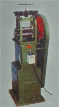 ROLLING MILL SINGLE HEAD WITH STAND & MOTOR