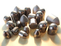 Tungsten Carbide Button Tips For Mining With Good Hardness