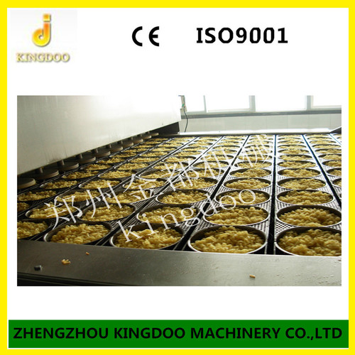 Reliable Fried Instant Noodle Making Machinery