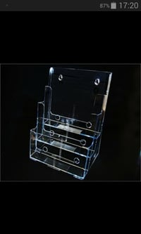 Special Acrylic Brochure Holders