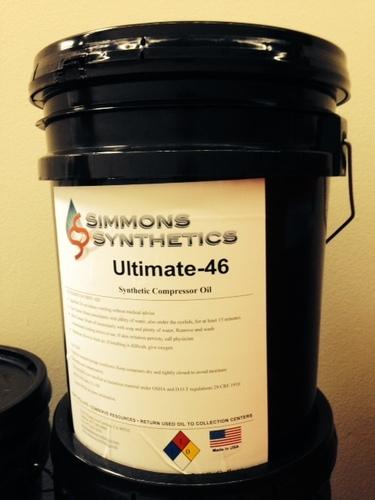 Ultimate Compressor Oil