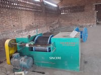 Wire Spooling Machine