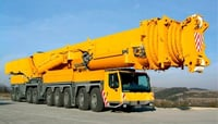 Heavy Machinery Loading Services
