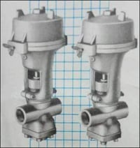 Pneumatic Cylinder Operated Valves