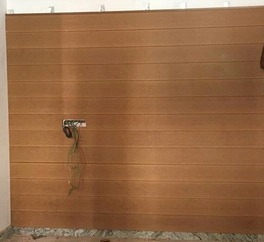 Wood Composite Wall Panel
