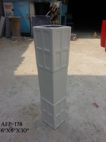 Square Piller Pot
