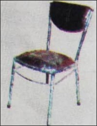 Banquet Chair With Cushioned Seat And Back