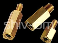Exclusive Brass Male And Female Spacers