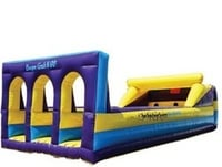 Inflatable Game Bounce