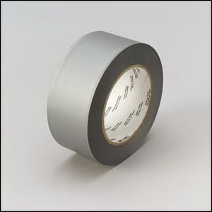 3M 3903 Vinyl Duct Tapes (Gray)