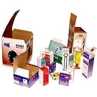 Duplex Packaging Carton