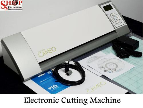 Electronic Cutting Plotter Silhouette Cameo 3