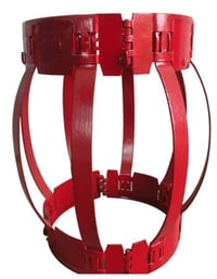 Oil Field Drilling Bow Spring Centralizer