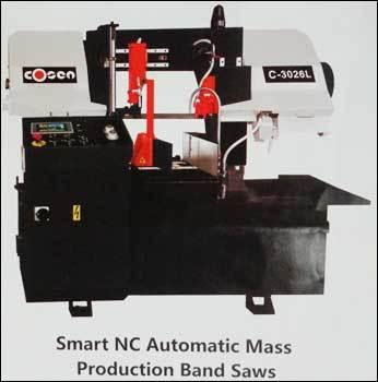 NC Automatic Mass Production Band Saws