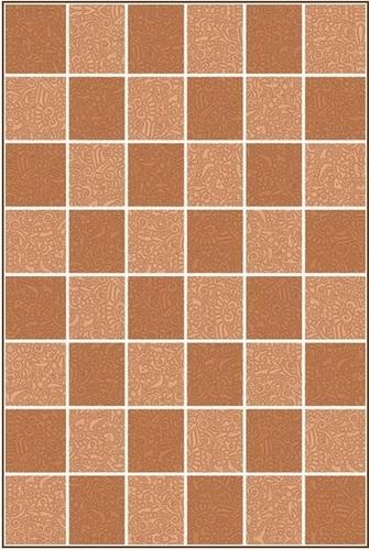 Wall Ceramic Tile (CLEOPATRA C034 - DARK)