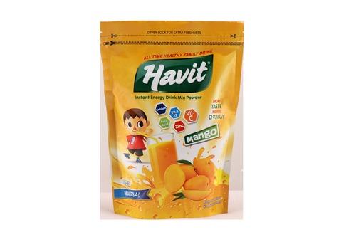 Instant Mango Energy Drink