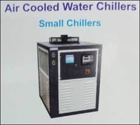 Small Water Chillers