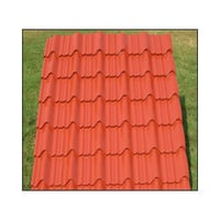 Precoated Roofing Tiles Sheets