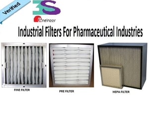 Industrial Filters For Pharmaceuticals