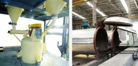 AAC Block Plant 70 m3 & 100 m3 / Day (Autoclaved Aerated Concrete Block Plant)