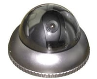 Vandalproof Ir Dome Color Camera (Sirddshe)