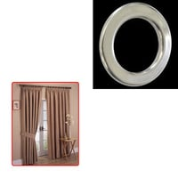 Stainless Steel Eyelets for Curtain