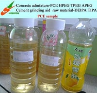 Polycarboxylate Based Water Reducer (Water Reducing Agent)