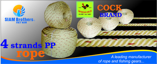 PP Rope (4 Strands)