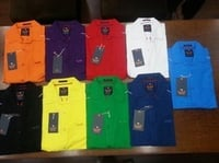 Vintage Colors Casual Shirts