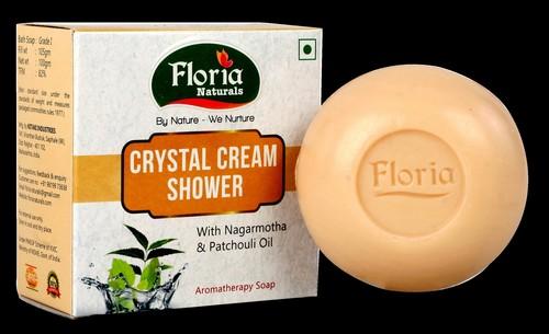 Crystal Cream Shower Soap