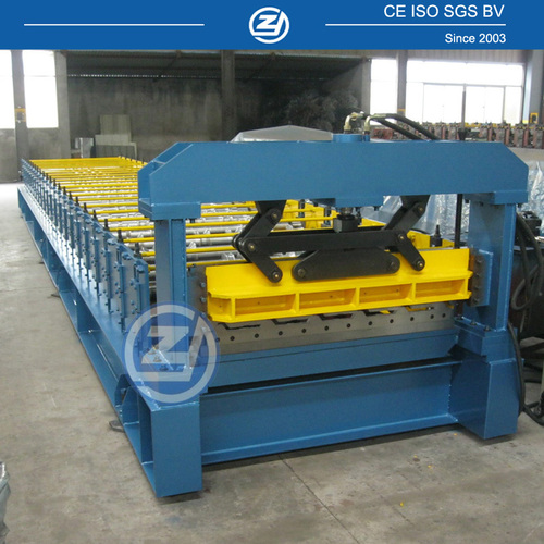 Steel Roof Press Machine