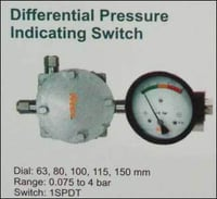 Differential Pressure Indicating Switch