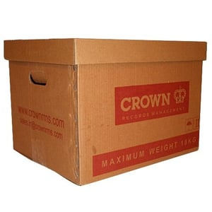 Half Slotted Container Boxes