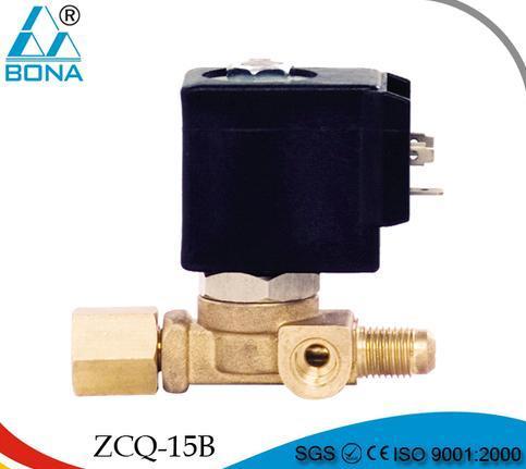 ZCQ-15B Solenoid Valve For Vacuum Pump